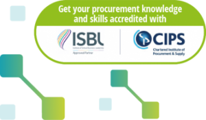 Get your procurement knowledge and skills accredited through SBC Online