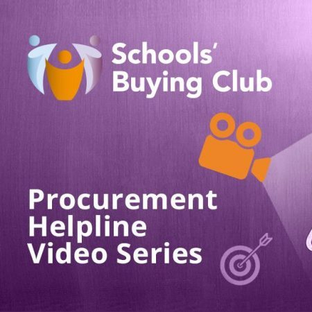 Procurement Helpline Video Series: designed to help you through the procurement process